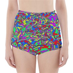 We Need More Colors 35c High-Waisted Bikini Bottoms