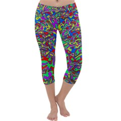 We Need More Colors 35c Capri Yoga Leggings