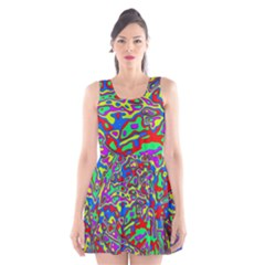 We Need More Colors 35c Scoop Neck Skater Dress