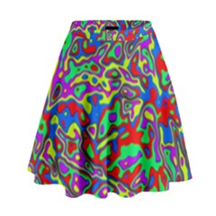 We Need More Colors 35c High Waist Skirt