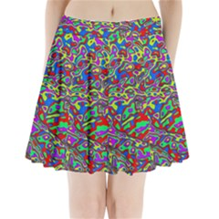 We Need More Colors 35c Pleated Mini Skirt
