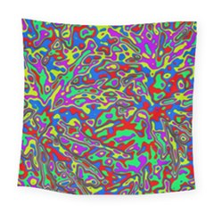 We Need More Colors 35c Square Tapestry (Large)
