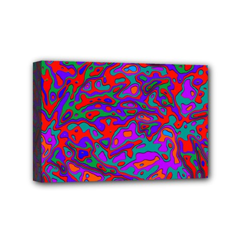 We Need More Colors 35b Mini Canvas 6  x 4