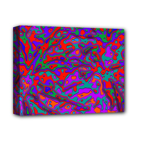 We Need More Colors 35b Deluxe Canvas 14  x 11