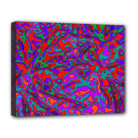 We Need More Colors 35b Deluxe Canvas 20  x 16