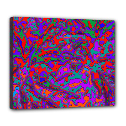 We Need More Colors 35b Deluxe Canvas 24  x 20
