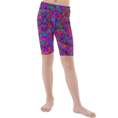 We Need More Colors 35b Kids  Mid Length Swim Shorts