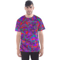We Need More Colors 35b Men s Sport Mesh Tee