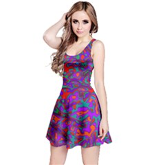 We Need More Colors 35b Reversible Sleeveless Dress