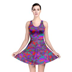 We Need More Colors 35b Reversible Skater Dress