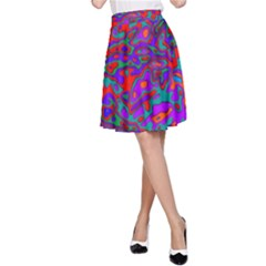 We Need More Colors 35b A-Line Skirt