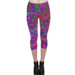 We Need More Colors 35b Capri Leggings