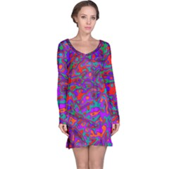 We Need More Colors 35b Long Sleeve Nightdress