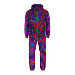 We Need More Colors 35b Hooded Jumpsuit (Kids)