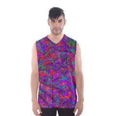 We Need More Colors 35b Men s Basketball Tank Top