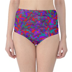 We Need More Colors 35b High-Waist Bikini Bottoms