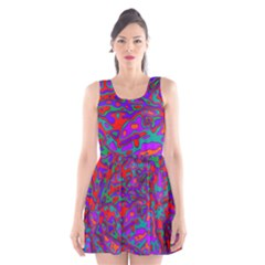 We Need More Colors 35b Scoop Neck Skater Dress