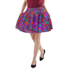 We Need More Colors 35b A-Line Pocket Skirt