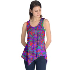 We Need More Colors 35b Sleeveless Tunic