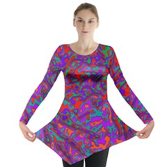 We Need More Colors 35b Long Sleeve Tunic