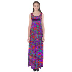 We Need More Colors 35b Empire Waist Maxi Dress