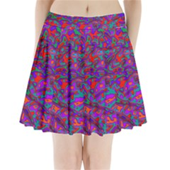 We Need More Colors 35b Pleated Mini Skirt
