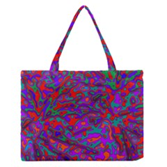 We Need More Colors 35b Medium Zipper Tote Bag