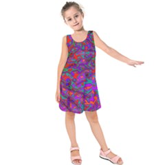 We Need More Colors 35b Kids  Sleeveless Dress