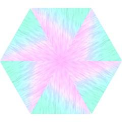 Pink green texture                                                       Umbrella