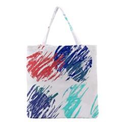 Scribbles                                                       Grocery Tote Bag