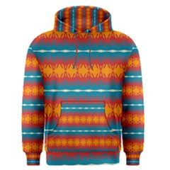 Shapes rows                                                          Men s Pullover Hoodie