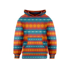 Shapes rows                                                          Kid s Pullover Hoodie