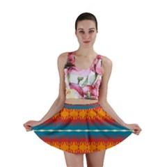 Shapes rows                                                          Mini Skirt