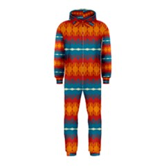 Shapes rows                                                          Hooded Jumpsuit (Kids)