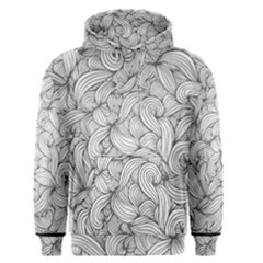 White knot dress bohemian Men s Pullover Hoodie