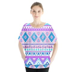 Tribal pastel hipster  Blouse
