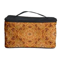 Intricate Modern Baroque Seamless Pattern Cosmetic Storage Case