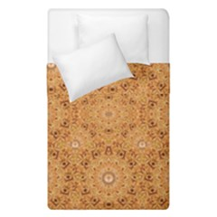 Intricate Modern Baroque Seamless Pattern Duvet Cover Double Side (Single Size)