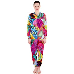 Colorful hipster classy OnePiece Jumpsuit (Ladies)