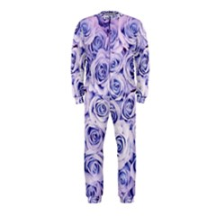 Electric white and blue roses OnePiece Jumpsuit (Kids)
