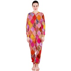Warm moroccan mosaid OnePiece Jumpsuit (Ladies)