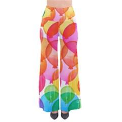Rainbow balloon Pants