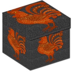 Chicken year Storage Stool 12