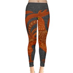 Chicken year Leggings