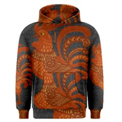 Chicken year Men s Pullover Hoodie