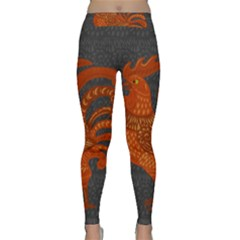 Chicken year Classic Yoga Leggings
