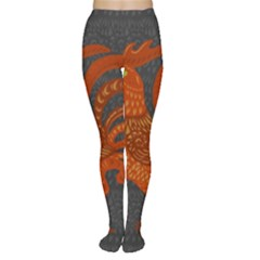 Chicken year Women s Tights
