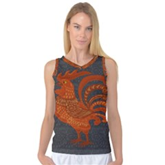 Chicken year Women s Basketball Tank Top