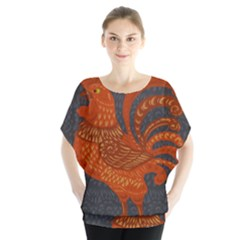 Chicken year Blouse