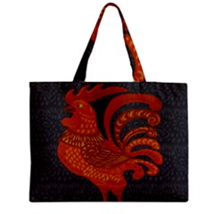 Chicken year Medium Tote Bag